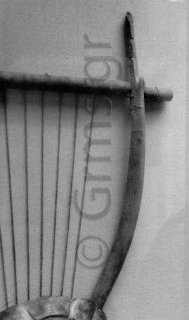 Εικ. 23β. London, British Museum. Χέλυς Έλγιν: ο δεξιός πήχυς και ο αρμός του με το ζυγό.