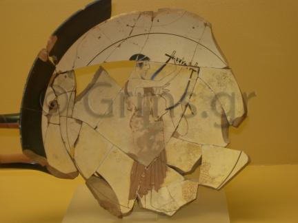 Εικ. 26. Αθήνα, Μουσείο Αρχαίας Αγοράς. Λυριστής.